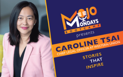 Caroline Tsai – Mojo Mondays Bootcamp – Episode 4