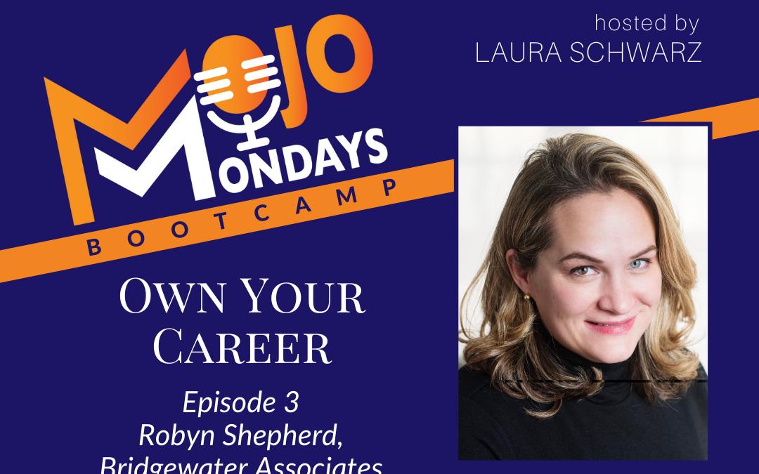 Mojo Mondays Bootcamp – Robyn Shepherd – Season 3 – Episode 3