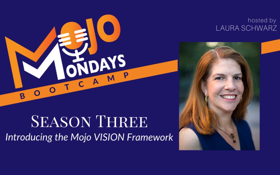Mojo Mondays Bootcamp – Season 3 – Episode 1