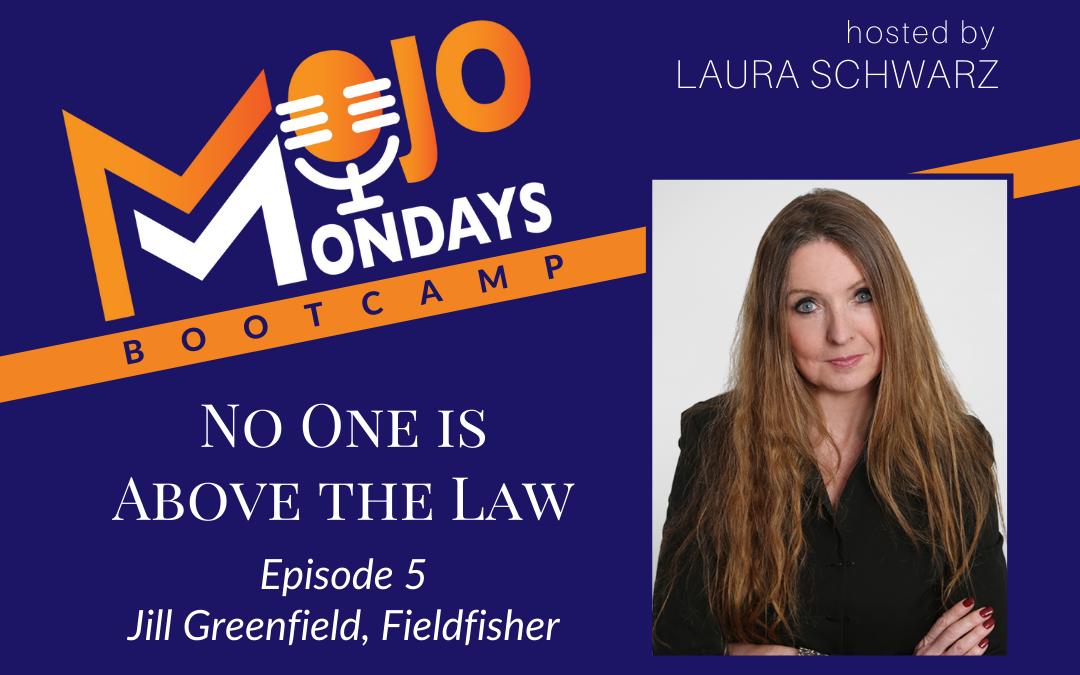 Mojo Mondays Bootcamp – Jill Greenfield – Season 3 – Episode 5